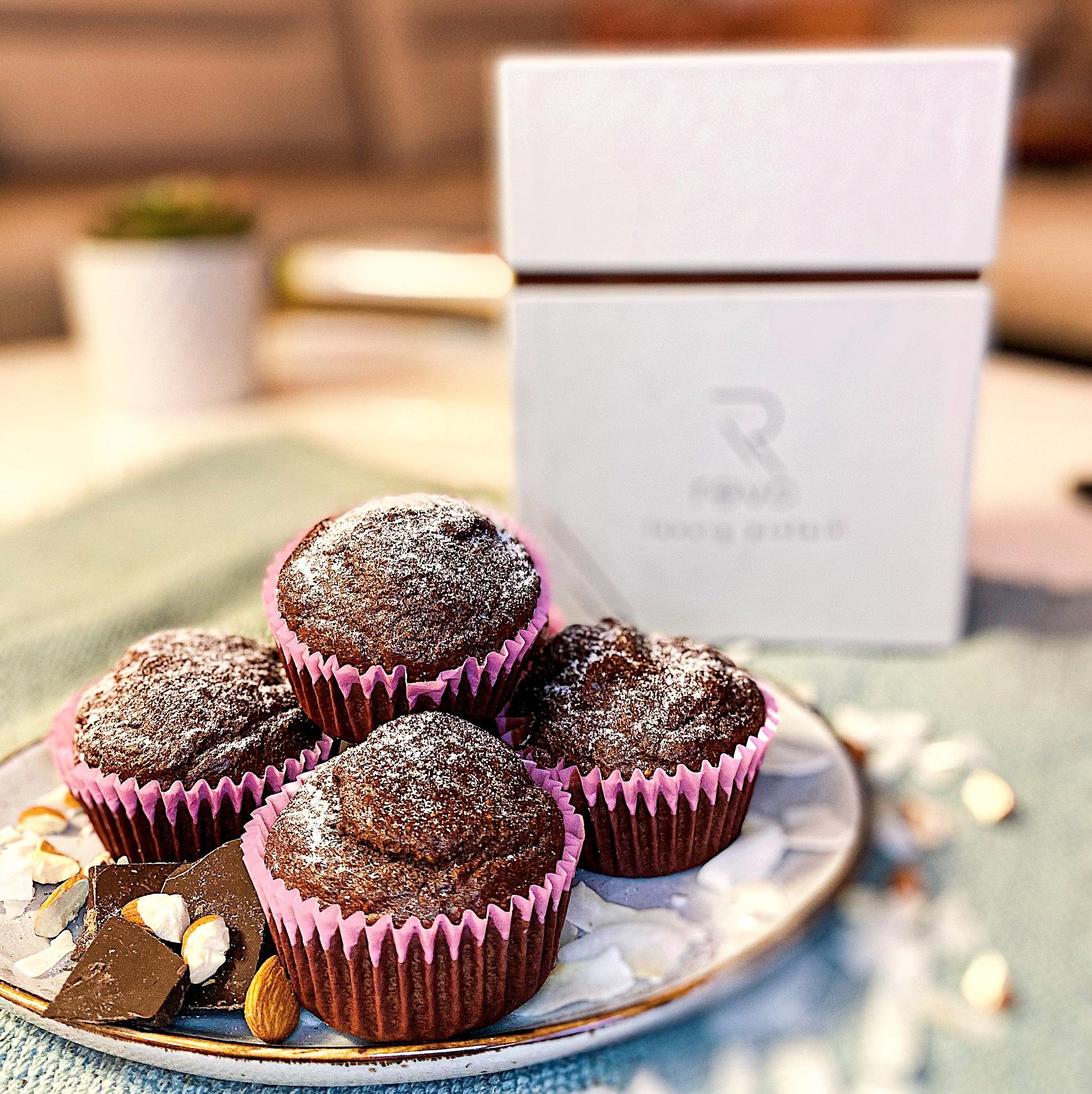 Revo Cocoa protein muffin - Revo